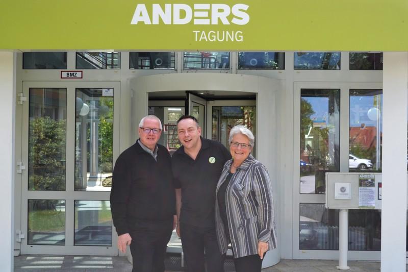 Klaus Anger neuer Hoteldirektor