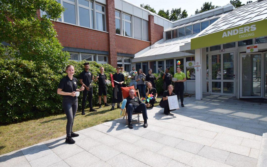 TOP Ausbildungsbetrieb: ANDERS Hotel Walsrode vom DEHOGA zertifiziert