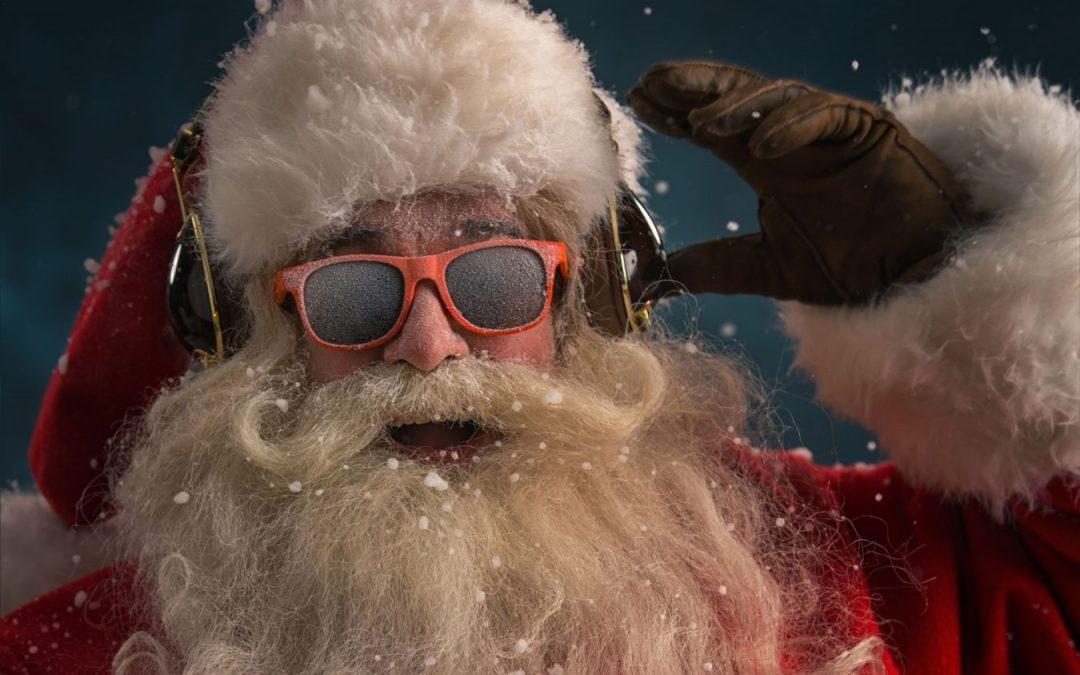 Weihnachtsfeier wie aus einem Bilderbuch!